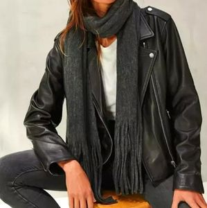 🆕️ Lucky Brand Solid Brushed Scarf